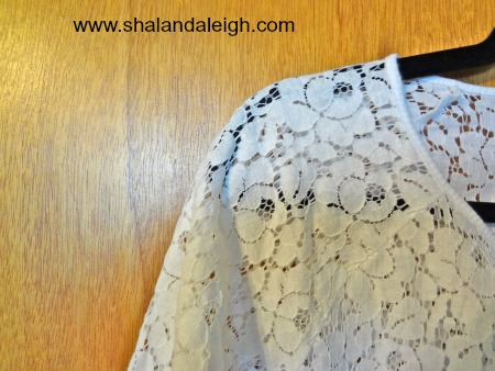 White Lace T-shirt - www.shalandaleigh.com Close Up.JPG