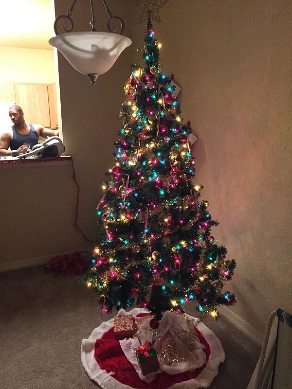 Brisbane Christmas Tree 2014