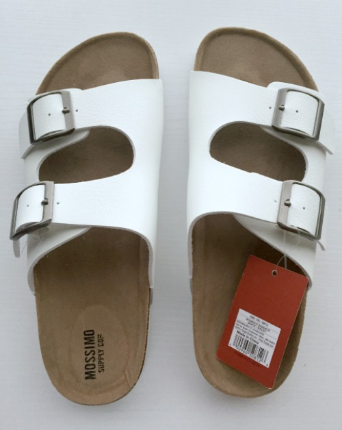 Mossimo Flatbed Sandals