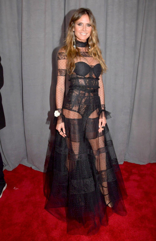 Grammys Awards 2018 - Heidi Klum in Ashi Studio.jpg