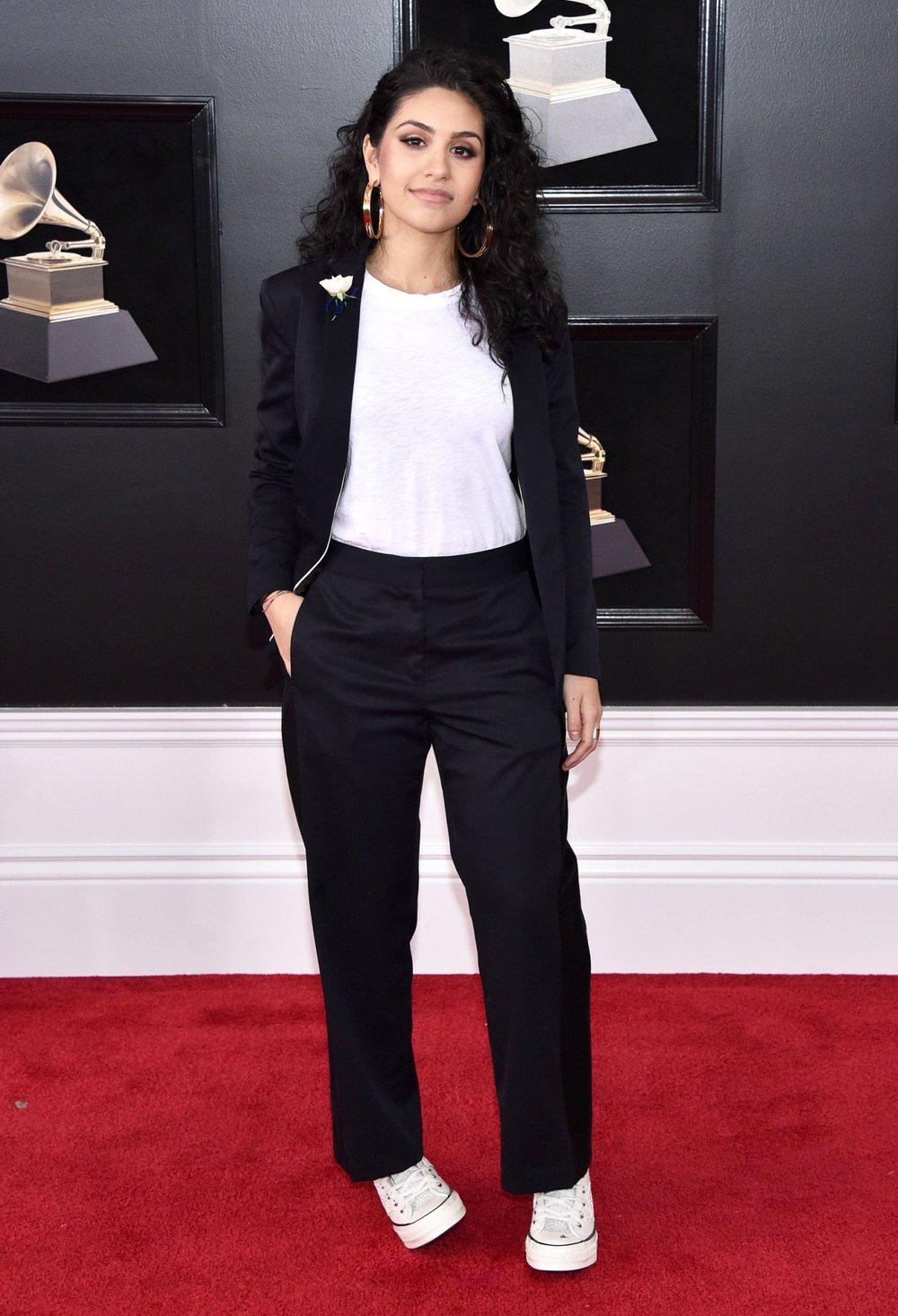Grammys Awards 2018 - Alessia Carain.jpg