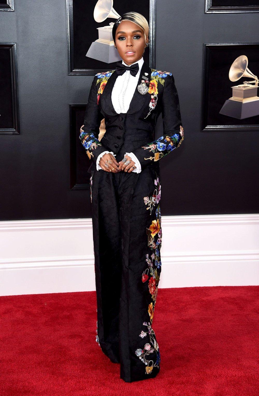 Grammys Awards 2018 - Janelle Monae in Dolce & Gabbana.jpg