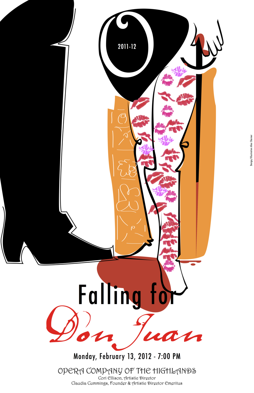 Falling for Don Juan