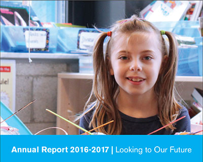 The latest ISB Annual Report is a story of two halves.