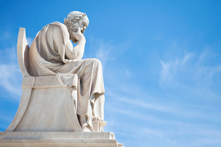 Socrates: the founder of modern admissions?