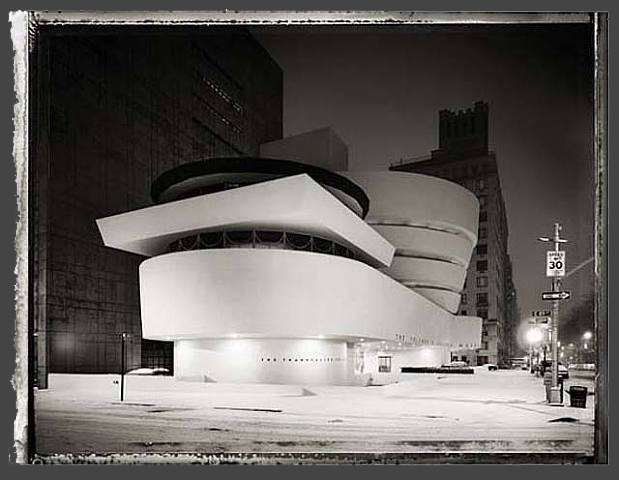 Photo: Solomon R. Guggenheim Museum, 2009, by Christopher Thomas.