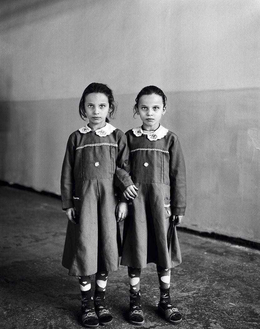 Photo: Schoolgirls, Eastern Anatolia, Turkey, by Vanessa Winship.