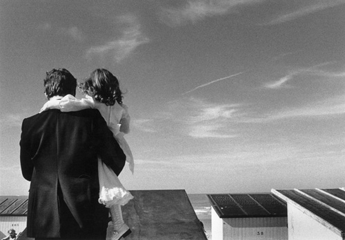 """Photo: Picture form the series Moments in Time, """"Oostende"""", Paul den Hollander."""