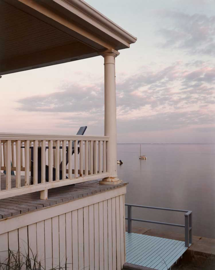 Photo: Porch, Provincetown 1977, Joel Meyerowitz.