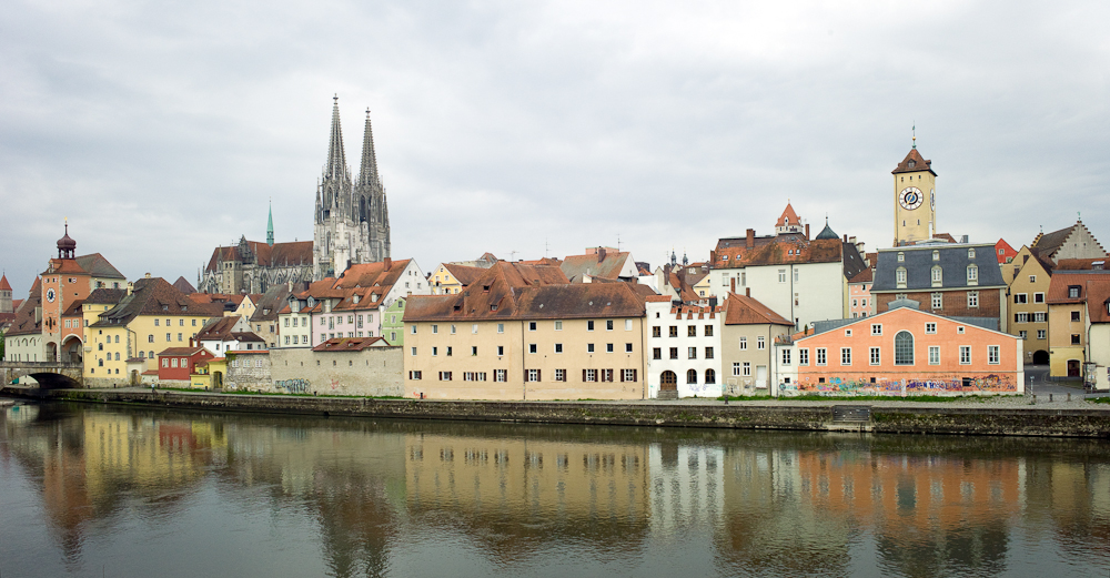 Photo: One of my first pictures with the Leica M9, Summicron 28. Regensburg, Germany, May 13, 2010.