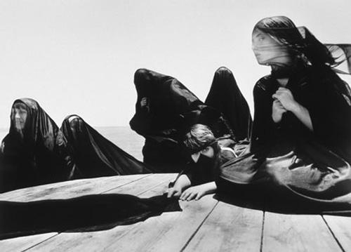 Photo: From the series Dark Oases , by Jaschi Klein.