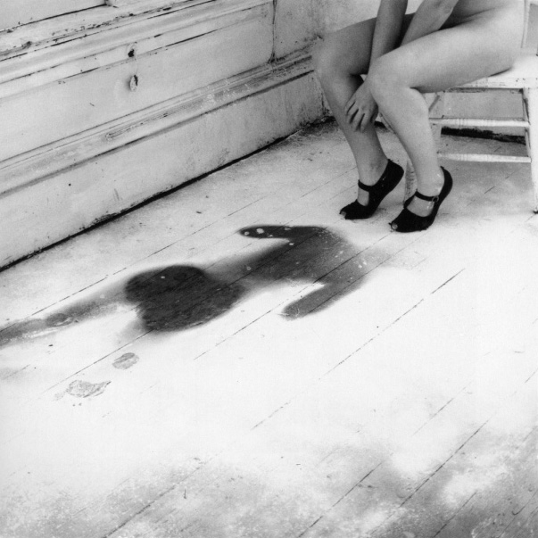 Photo: Untitled, Providence, Rhode Island, 1976, by Francesca Woodman.
