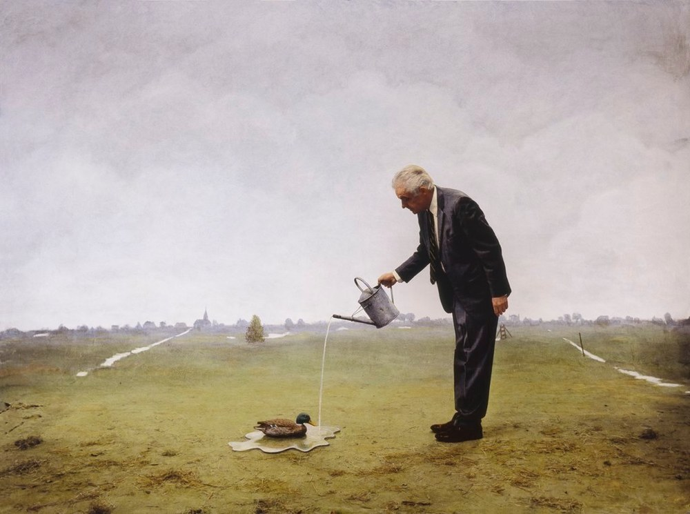 Photo: Untitled (2006), by Teun Hocks.