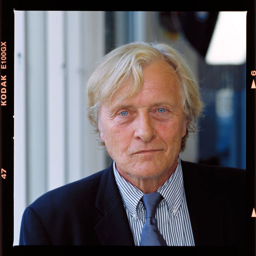 Rutger Hauer, by Ronald Pasterk