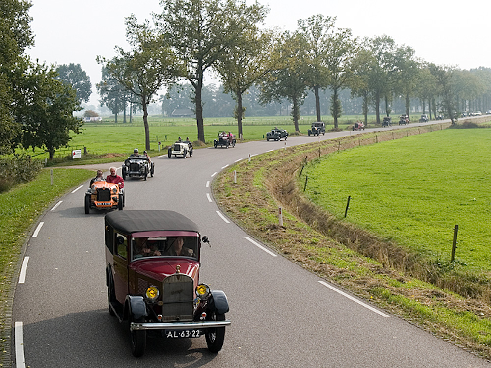 Photo: Part of my brother's funeral procession, October 2006, photo by Patrick van der Sande.