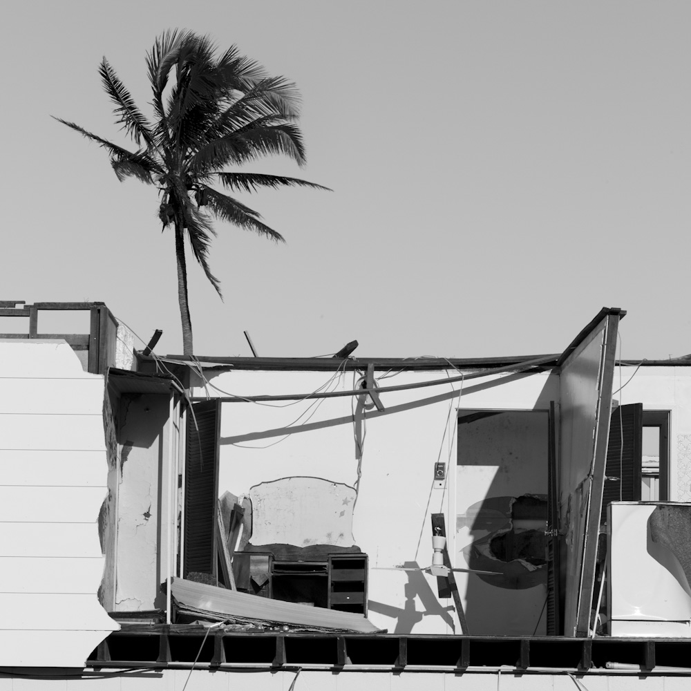 Photo: Remnants of a house that was struck by the cyclone Yasi (Cardwell, Queensland, Australia), by Barend Jan de Jong (Leica M9, Summicron 90mm).