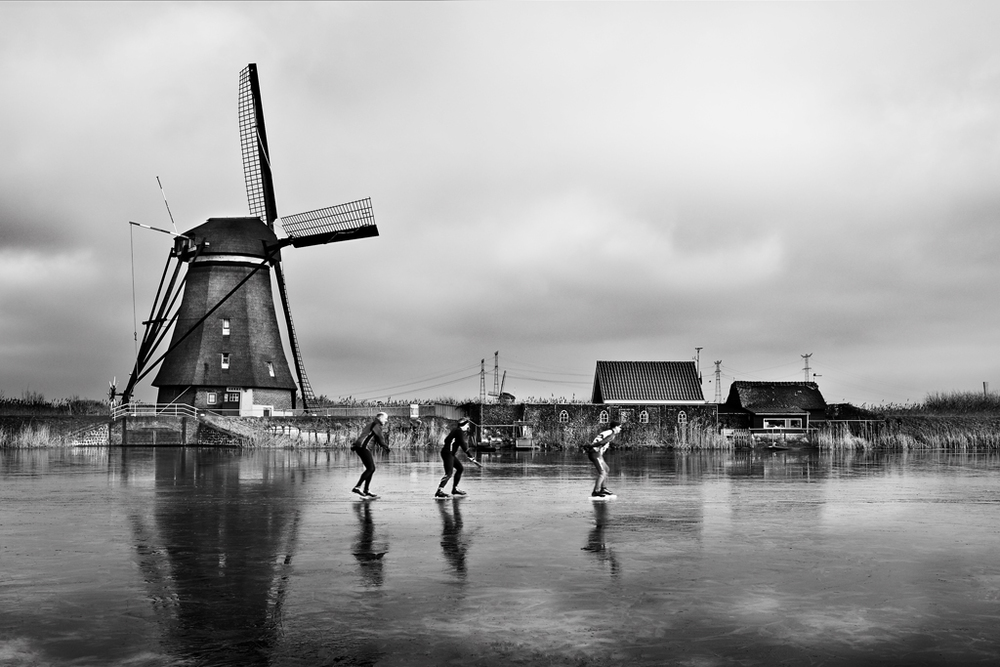 Photo: From the series The Dutch Landscape, by Sam Ang.