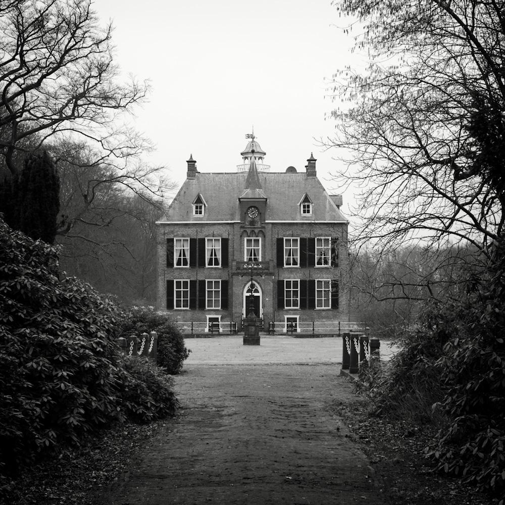 Photo: Castle Den Bramel (Vorden), by Barend Jan de Jong (Leica M9, Summicron 28mm).