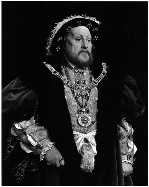Photo: Henry VIII, by Hiroshi Sugimoto1999.