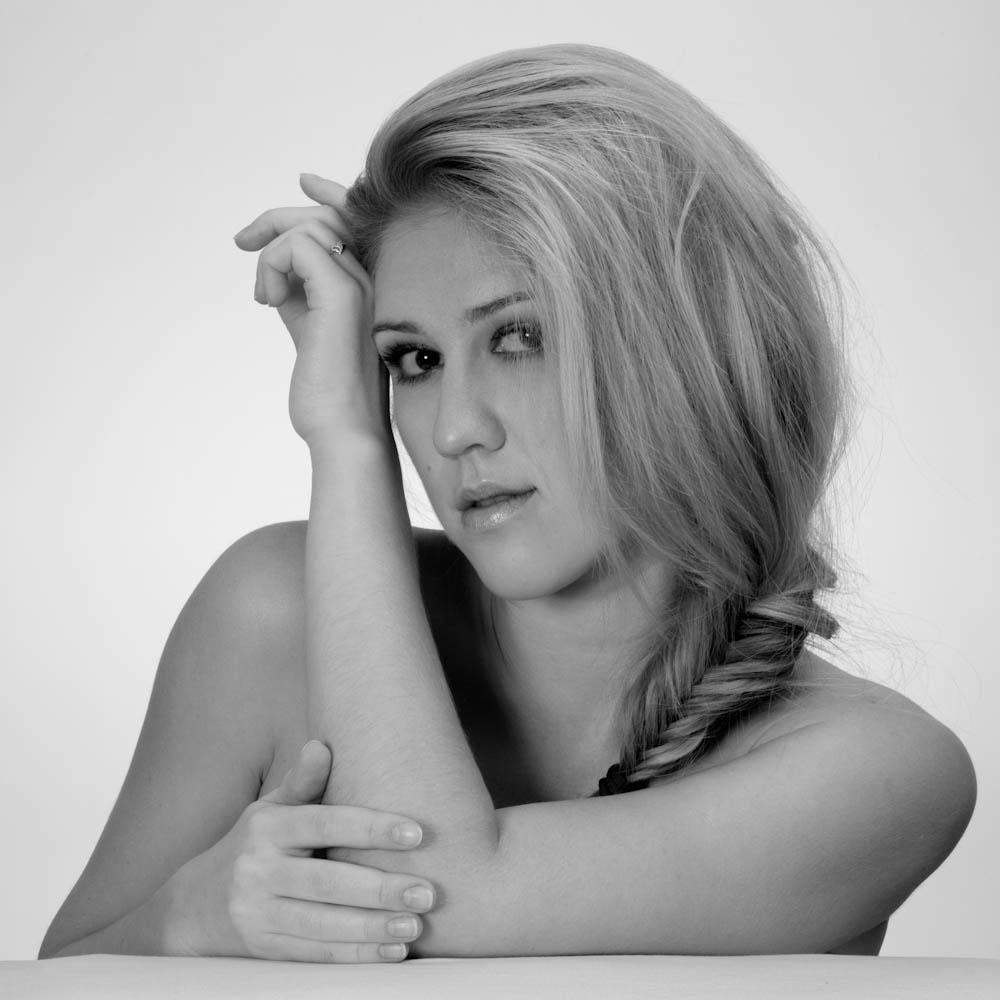 Photo: Alena Krivileva, by Barend Jan de Jong.