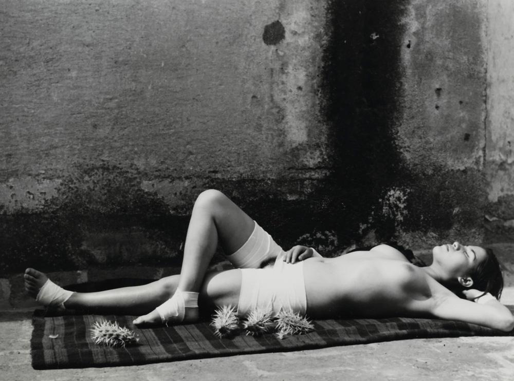 Photo:La Buena Fama Durmiendo, byManuel Álvarez Bravo (1902-2002).