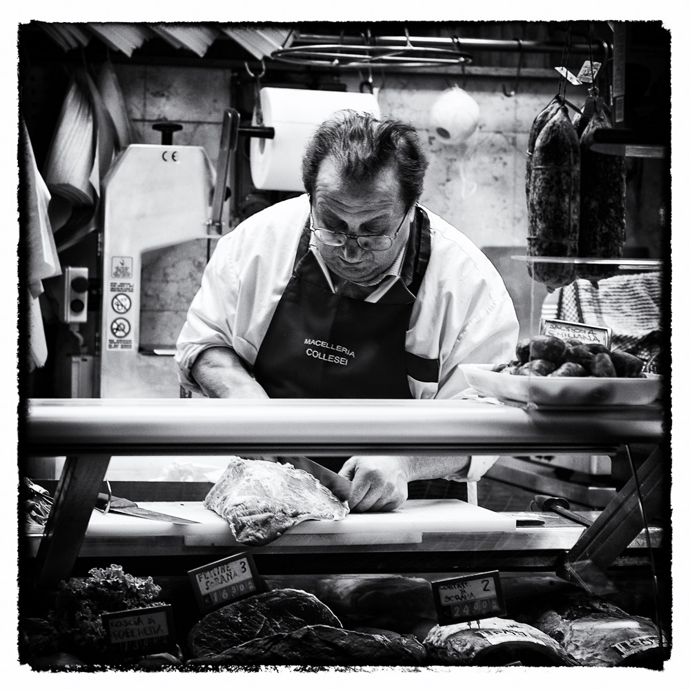 Photo: The Butcher from Padua, by Barend Jan de Jong.