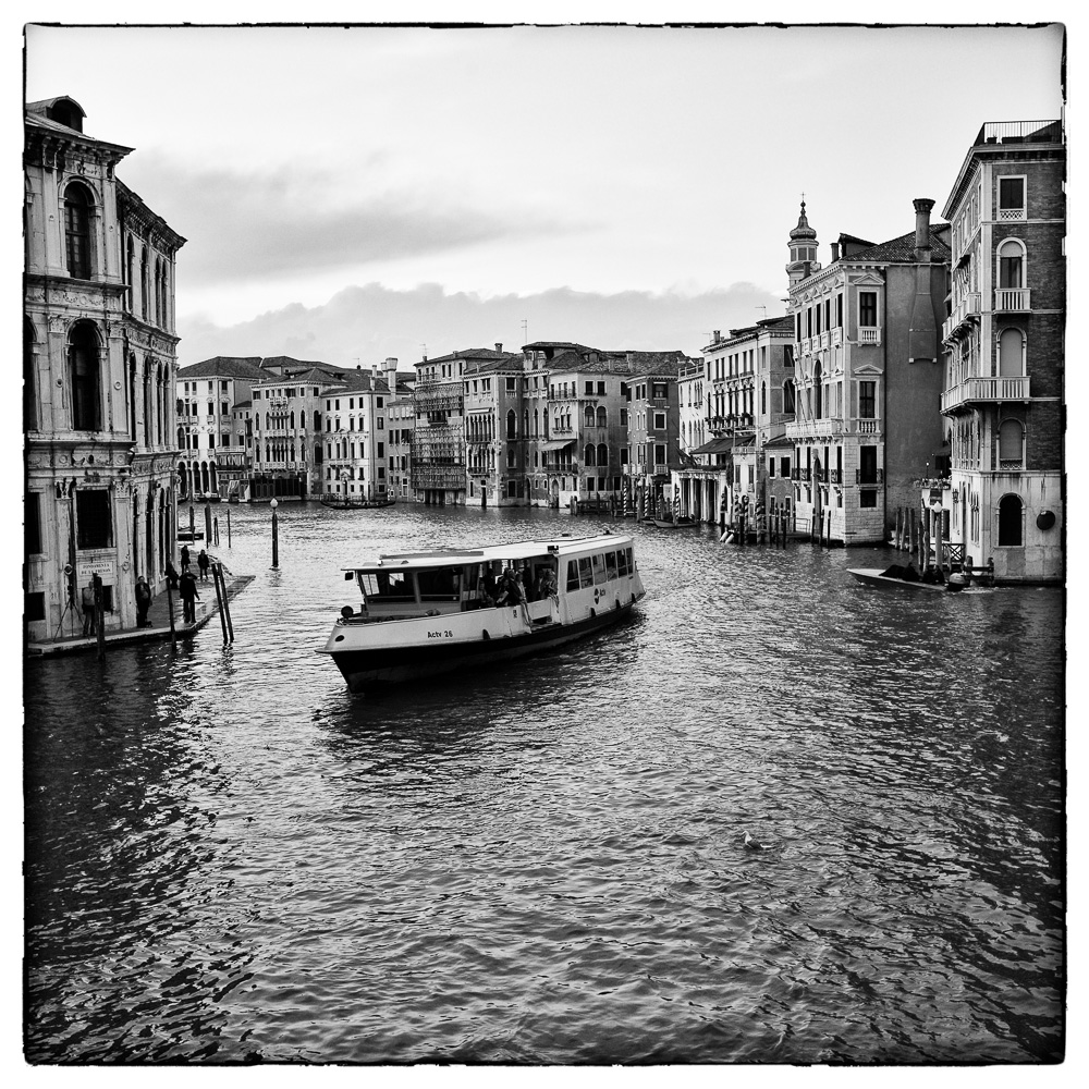 Photo: Life is a Journey: Grand Canal. (By Barend Jan de Jong.)