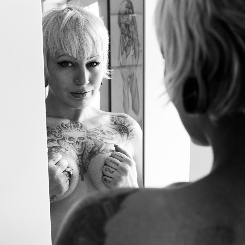 Photo: Melissa Dale-Hicks by Barend Jan de Jong.