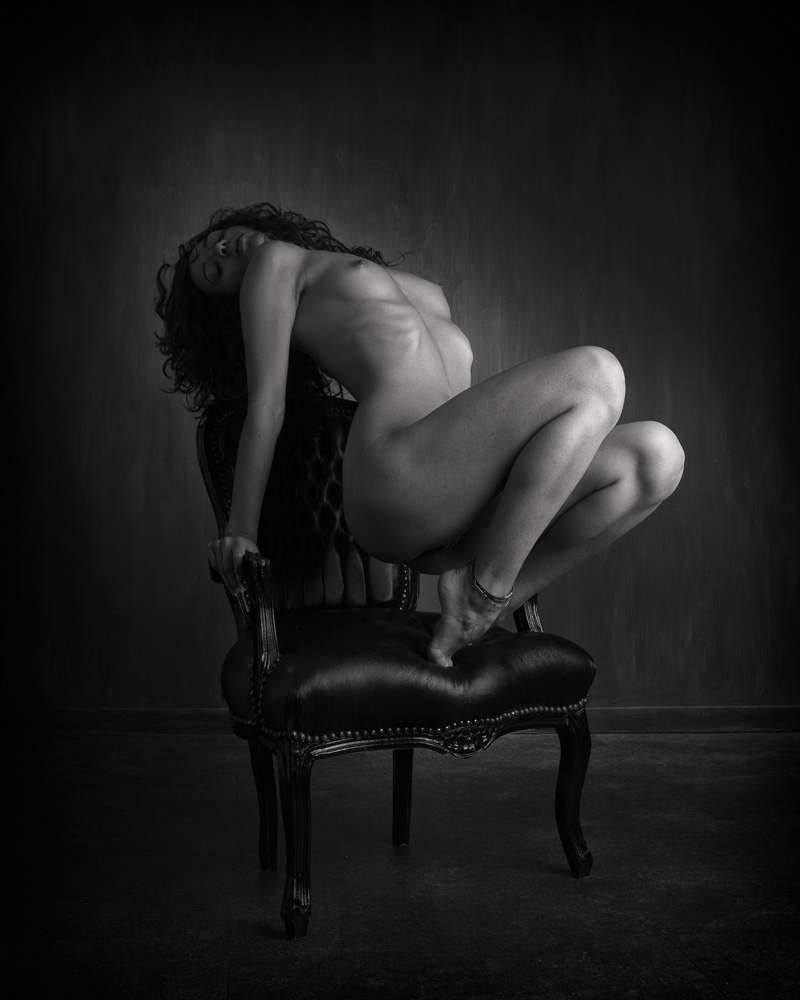 Photo: The Chair. Toffifeeication by Barend Jan de Jong.