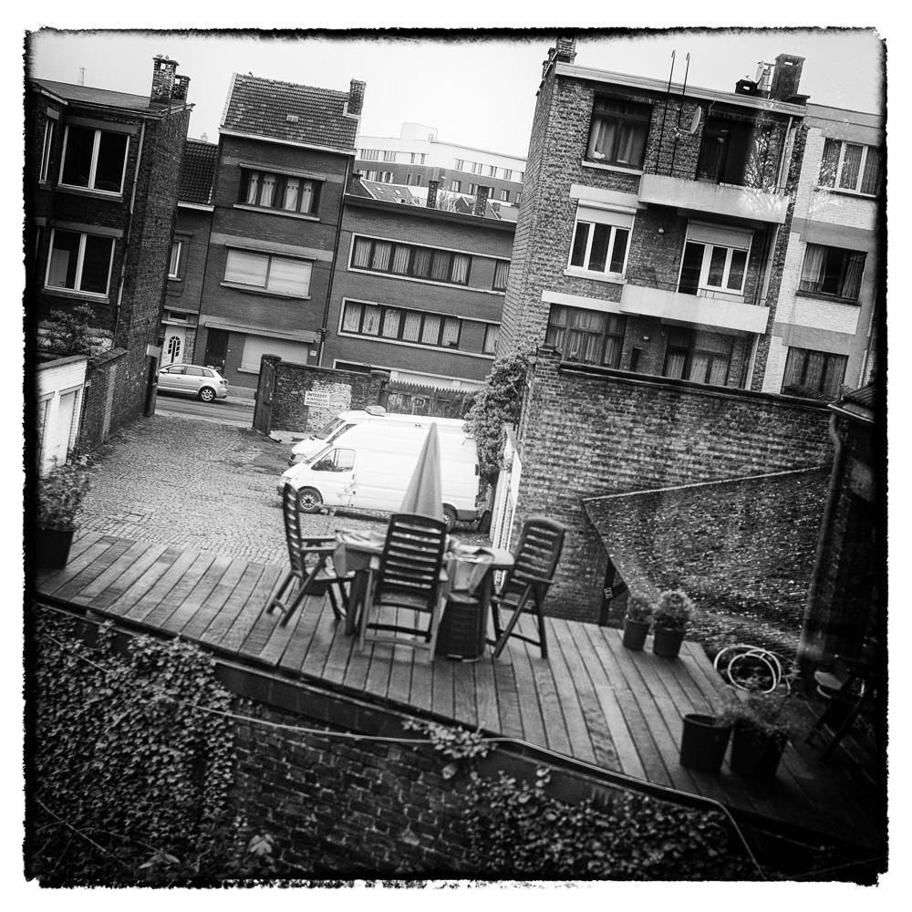Photo:Life is a Journey: Summer Rain. By Barend Jan de Jong.