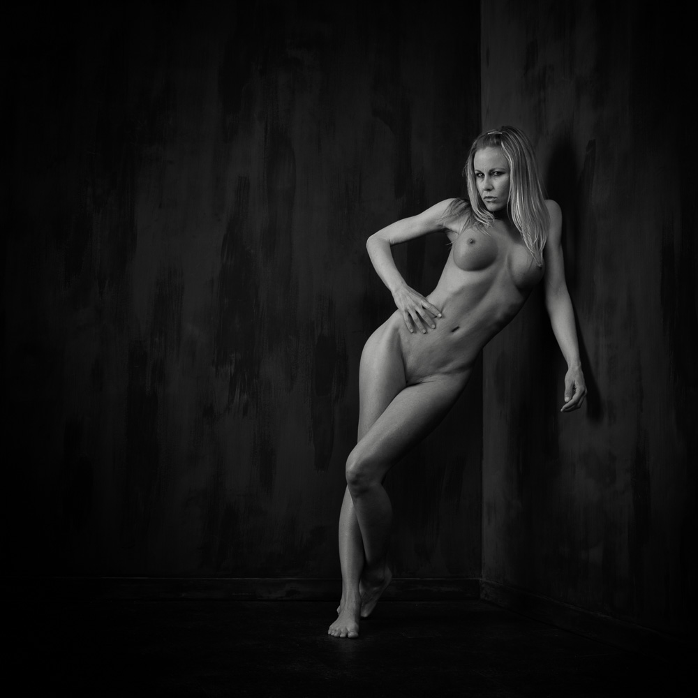 Photo: Sarah, by Barend Jan de Jong.