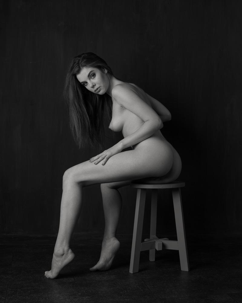 Photo: Dakota desnuda. Dakota, by Barend Jan de Jong.