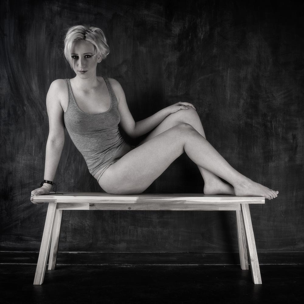 Photo: Lina Hermans, by Barend Jan de Jong.