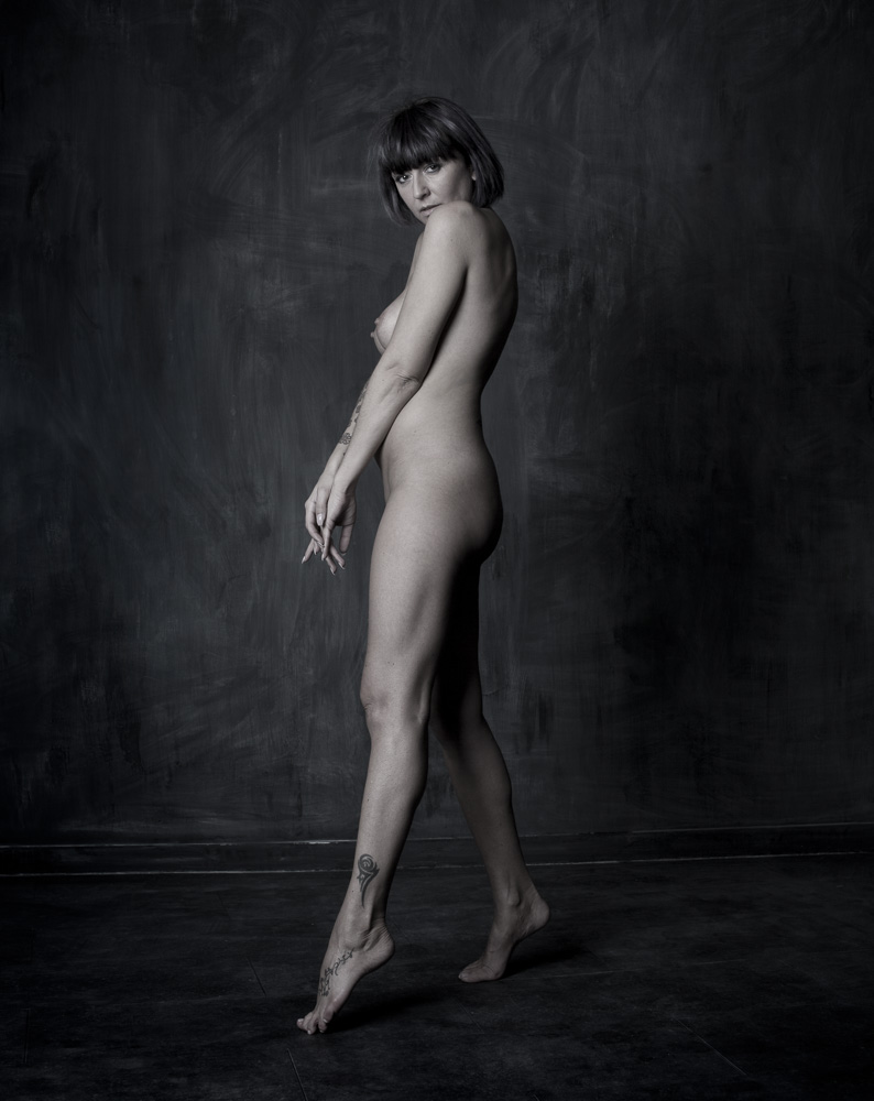 Photo: Iza K., by Barend Jan de Jong.