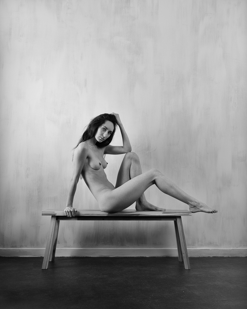 Photo: Sweet Surrender. Marina, by Barend Jan de Jong.