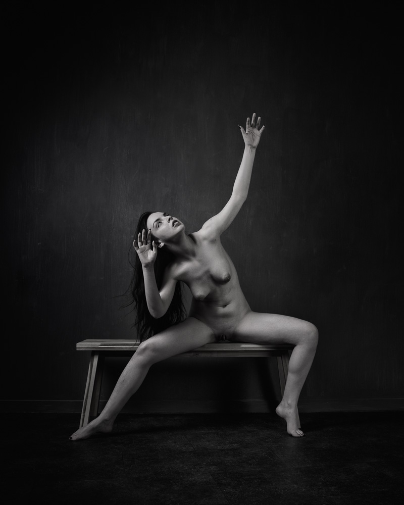 Photo: Brianna, by Barend Jan de Jong.