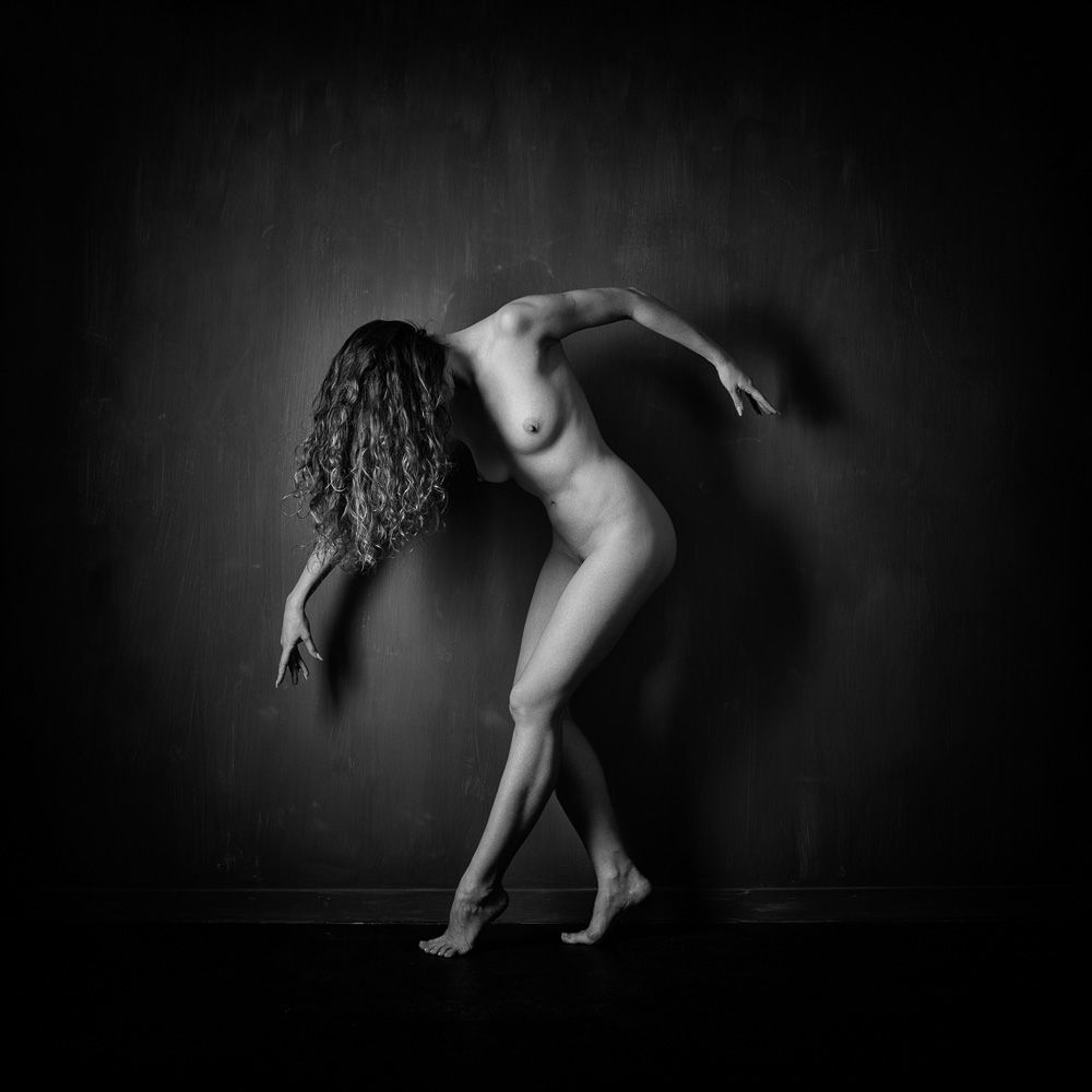 Photo: Julia Bond, by Barend Jan de Jong.