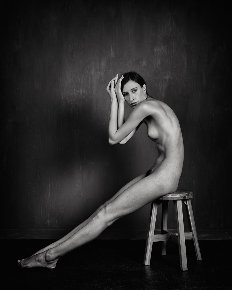 Photo: Kate Snig, by Barend Jan de Jong.