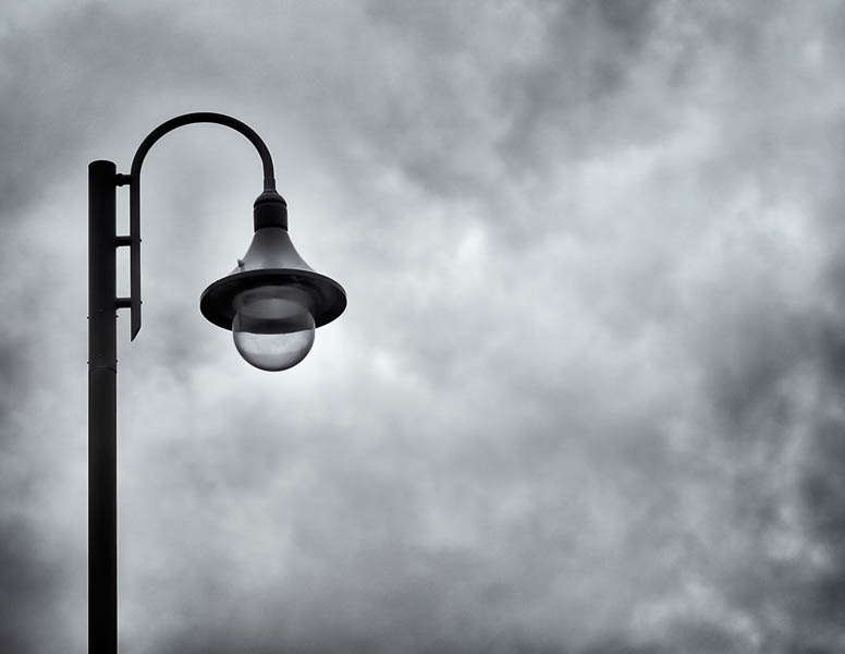 174/366 ● The Lamppost