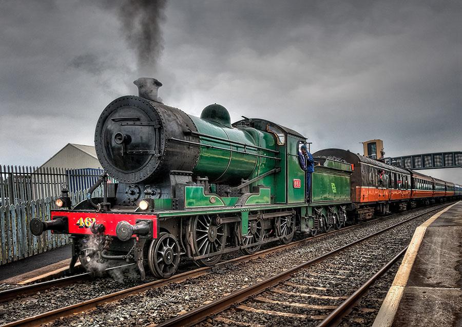 225/366 • The Steam Train