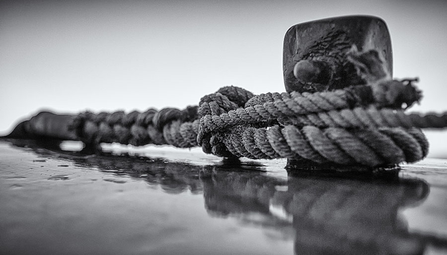 228/366 • Rope Reflections