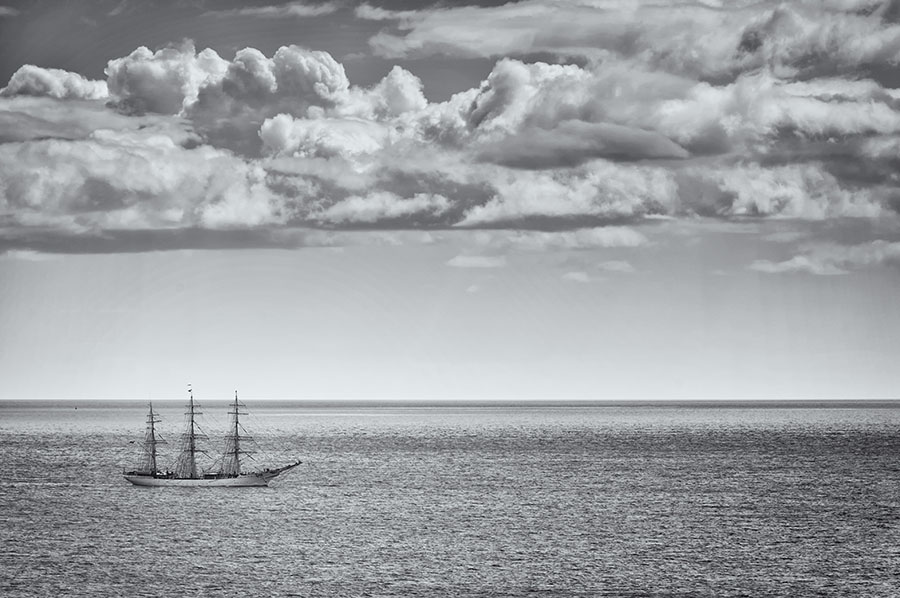 234/366 • The Tall Ship