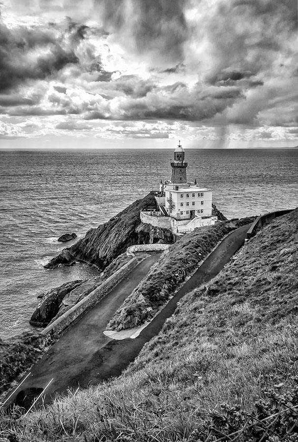 242/366 • The Stormy Lighthouse