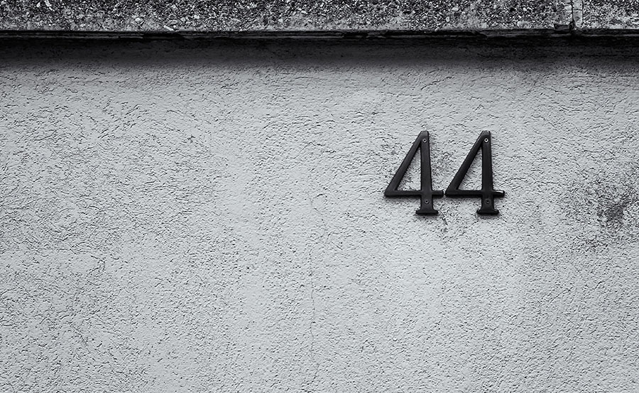264/366 • Childhood Numbers