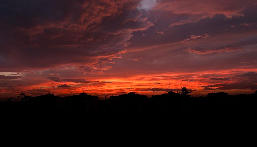 271/366 • Parma Sunrise