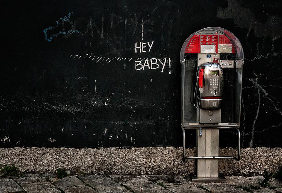 295/366 •Hey Baby!