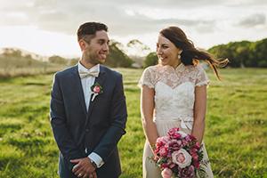 Renee + Luke // Obi Obi Hall Wedding