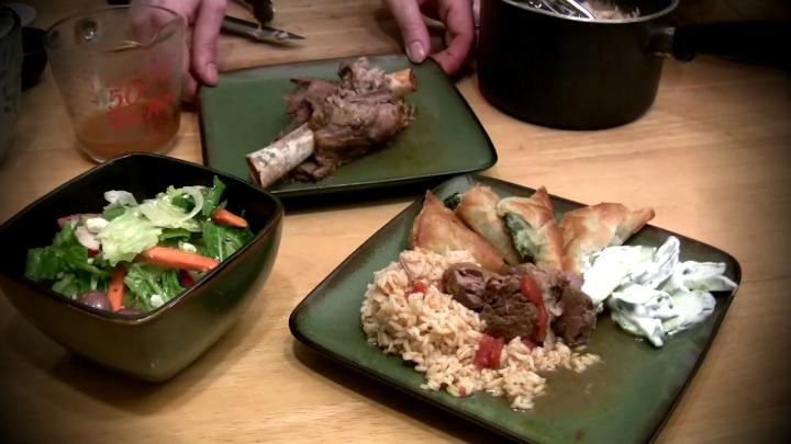 The Spartan Dinner