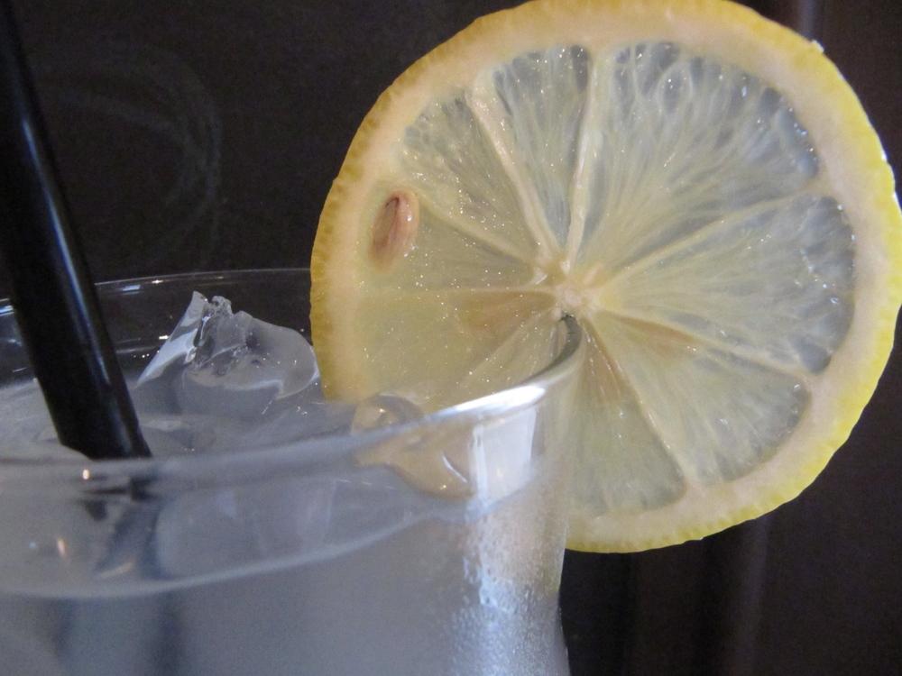 Briny Lemonade