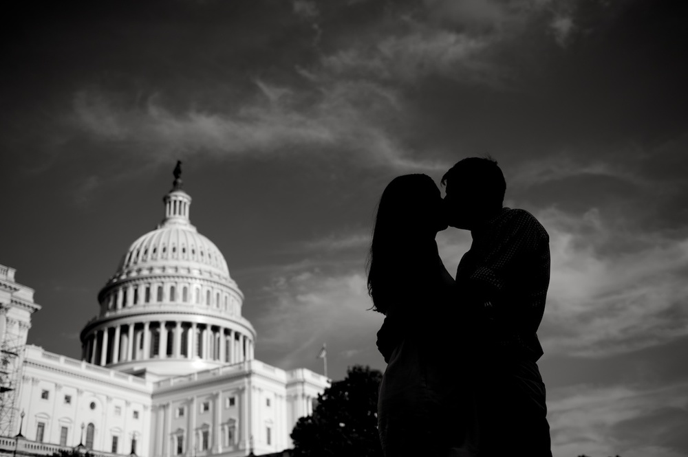 Engagement | Flezzani-Briggs | Washington DC | ©2013 Glessner Photography 005.jpg